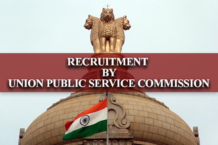 Govt Job With Salary Of 17 L p.a @ Union Public Service Commission