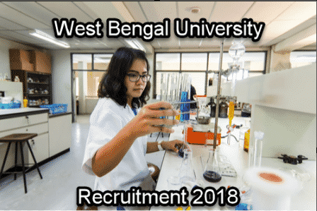 Career @ West Bengal University | JRF Vacancy in WBDST Project