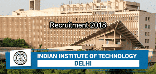 Research Job in SERB Project @ IIT, Delhi | Msc Chemistry Can Apply