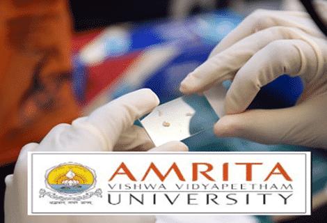 Research Job Govt of India Project @ Amrita Biosensor Research Lab