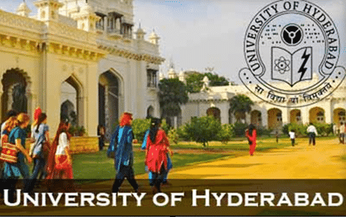 Research Job @ University of Hyderabad, Msc Chemistry can apply