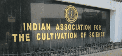 Phd Chemistry Job @ Indian Association For The Cultivation of Science