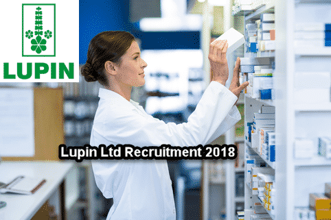 Production Officer Job Vacancy @ Lupin Ltd | For Chemistry Candidates