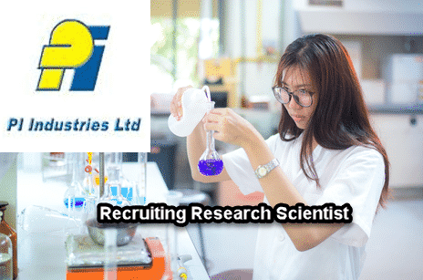 Career @ PI Industries | Chemistry Research Scientist Job Vacancy