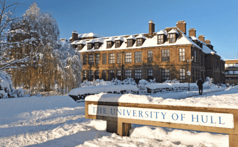 R&D Phd Chemistry Project Leader @ University of Hull