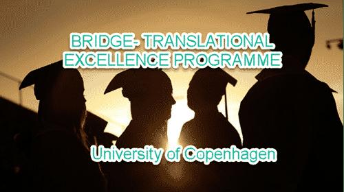 Post Doctoral Program @ University of Copenhagen | PhD in Pharmacy