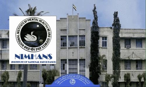 Research Associate @ NIMHANS | Msc Chemistry & M Pharma can apply