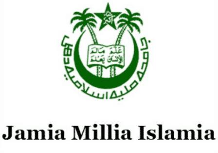 Career @ Jamia Millia lslamia | Msc Chemistry Project Fellow Post