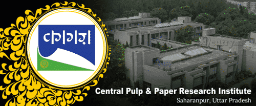 Research Fellow Post @ Central Pulp and Paper Research Institute