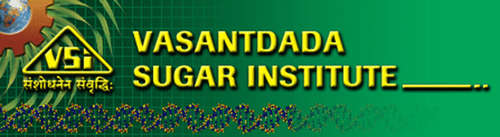 Analytical Chemist Job Vacancy @ Vasantdada Sugar Institute