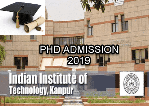 IIT, KANPUR, Announces Phd Chemistry Admission 2019