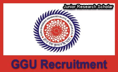 M Pharma Job in SERB Project @ Guru Ghasidas Vishwavidyalaya