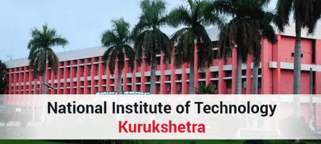 National Institute of Technology, Kurukshetra Recruiting Pharmacist