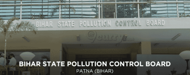 Bihar State pollution Control Board Recruiting Chemistry JRF
