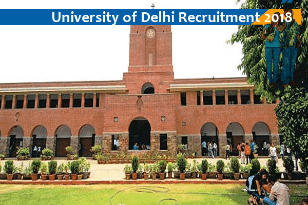 University of Delhi Recruiting Chemistry Research Fellow in DRDO Project