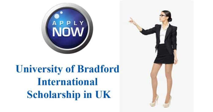 University of Bradford Excellence Scholarship For Chemistry & Pharma