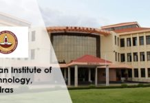 IITM invites Junior Research Fellow Chemistry & Pharma Applications