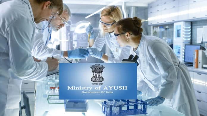 AYUSH, Govt of India Funded Chemistry Research Associate @ KGMU