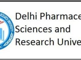DPSRU Hiring Pharma Professor with a Salary of 67,000/- pm
