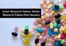 M Pharma Junior Research Fellow Post Vacancy Under MOFPI @ BBAU