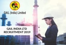 Gail India Limited Official Job Notification 2019 For Chemistry Candidates