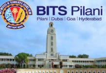 BITS PILANI Hiring Chemistry Candidates, Junior Research Fellow