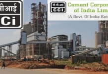 Cement Corporation India Limited Hiring Chemistry Deputy Manager