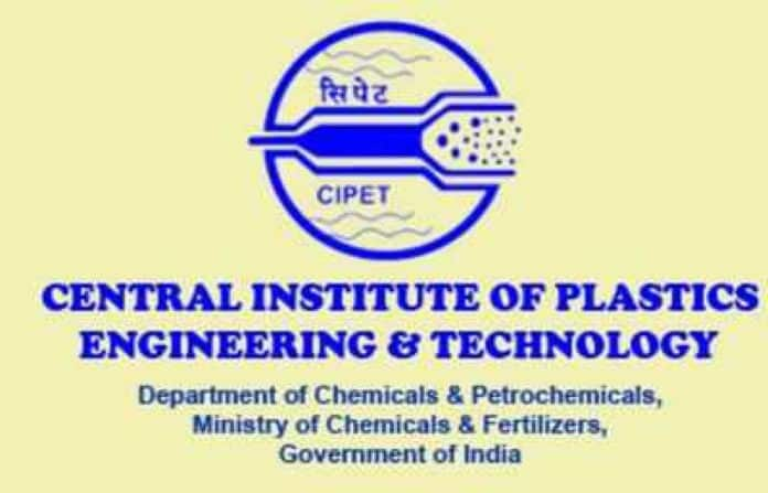 CIPET: SARP-LARPM, Bhubaneswar invites Chemistry Applications