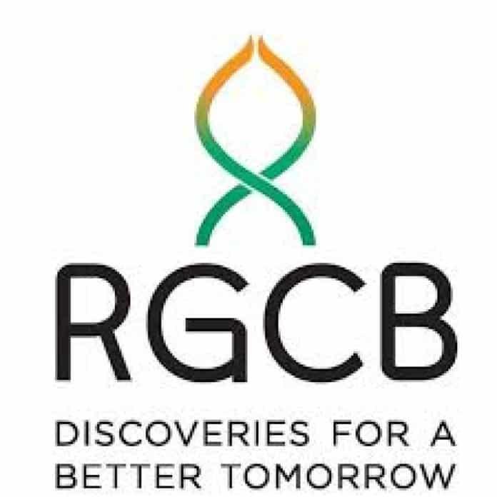 Rajiv Gandhi Center for Biotechnology Invites Chemistry Candidates