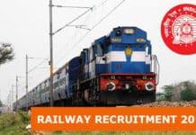 East Coast Railway Pharma Job Opening- Official Notification 2019