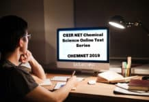 Chemical Science Online Test Series