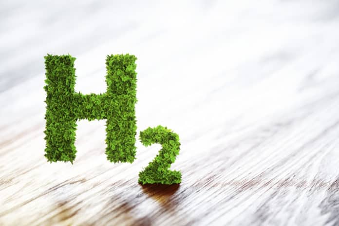 Clean hydrogen production technology