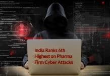 India Ranks 6th Highest for Cyber Attacks on Pharma Sector
