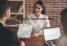 Top 10 Government Jobs – Chemistry & Pharma You Must Apply For