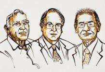 Nobel Prize in Chemistry 2019
