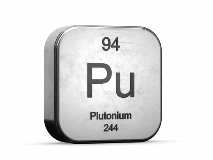 stable form of plutonium