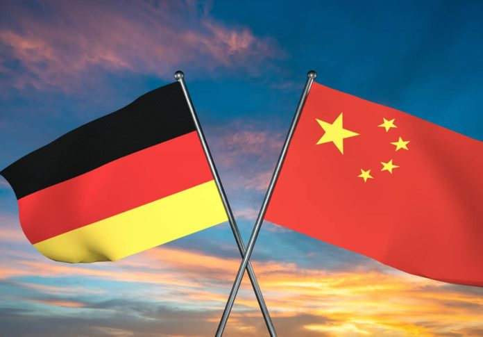 Germany and China Pharmaceutical Partnership