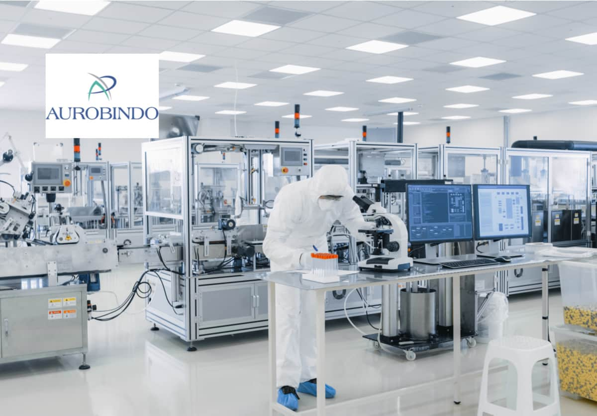 Aurobindo Receives USFDA Observations For Two Facilities