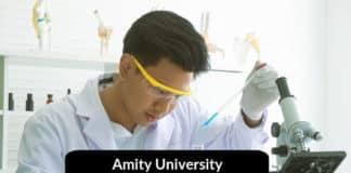 Amity University Chemistry Vacancy 2019 – Msc Chemistry Jobs