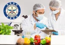 DRDO Junior Research Fellowship - DRDO - Defence Food Research Laboratory