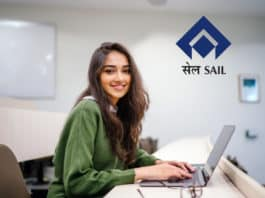 Govt Steel Authority – SAIL Hiring Pharma Interns
