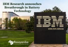 IBM Breakthrough Battery Discovery