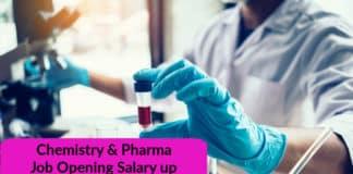 INST Mohali Phd Jobs - Chemistry & Pharma Job Opening Salary up to 47,000 pm