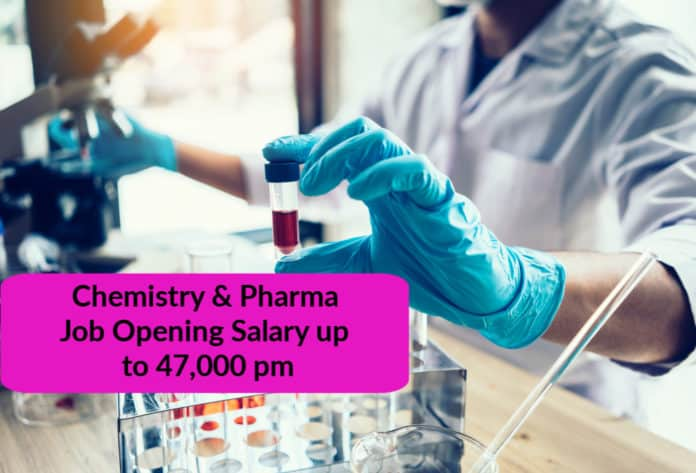 INST Mohali Phd Jobs - Chemistry & Pharma Job Opening Salary up to 47,000 pm