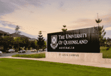 Master of Pharmaceutical Industry Practice Scholarship at Queensland University, Australia