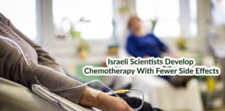 Israeli Scientists' Method of Chemotherapy Might Reduce Harmful Side Effects