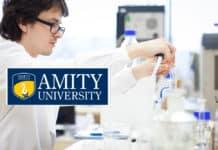 Amity University Chemistry PA Vacancy 2020 - Apply Now
