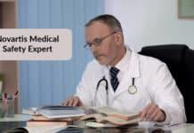 Novartis Medical Safety Expert - Pharma Job Opening