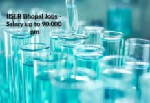Post-doctoral positions in computational chemistry at IISER Bhopal