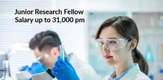 SASTRA MSc Chemistry Job Opening – Junior Research Fellow Salary up to 31,000 pm